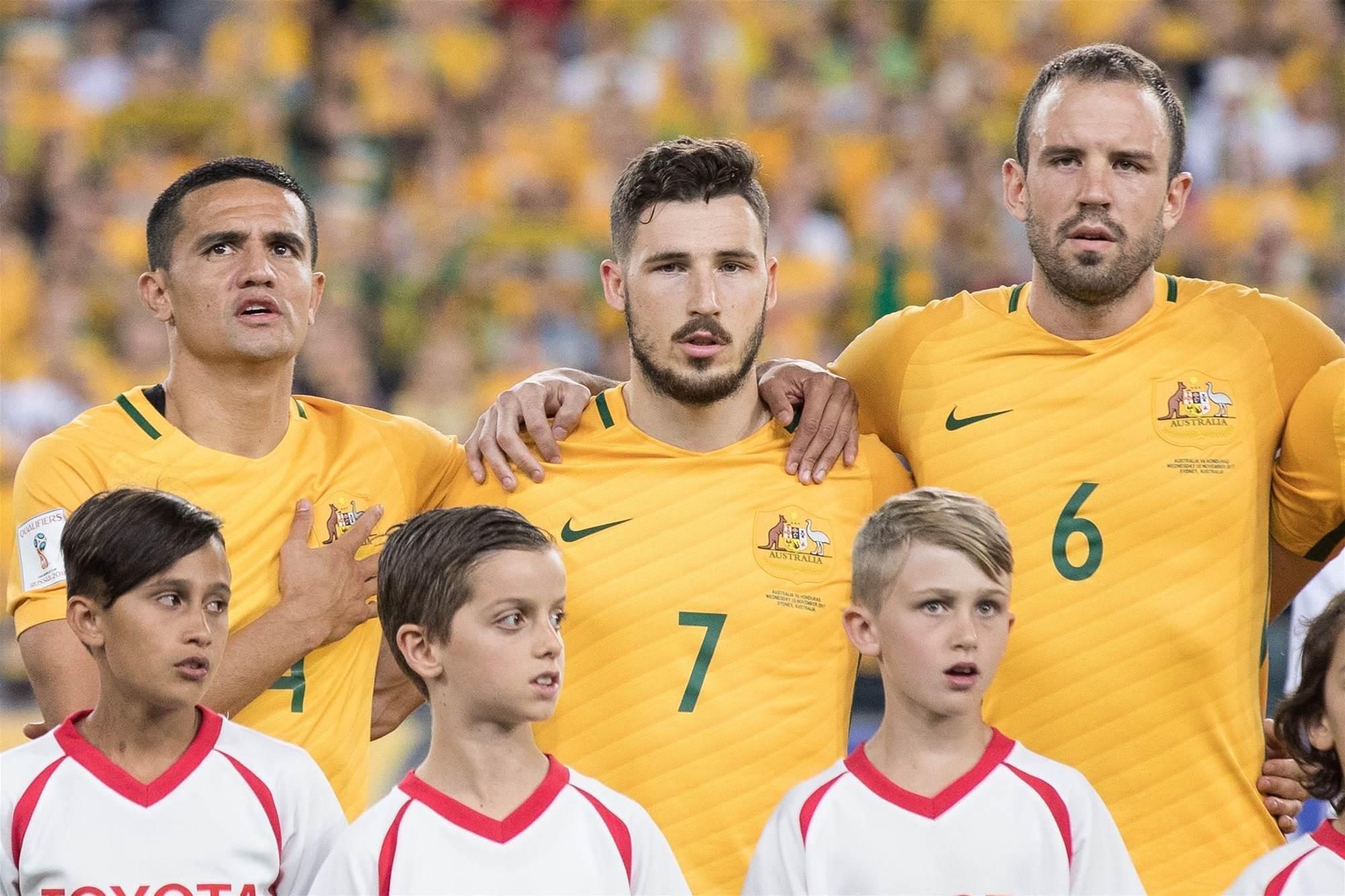 PFA: Don't let crisis jeopardise Roos, Matildas