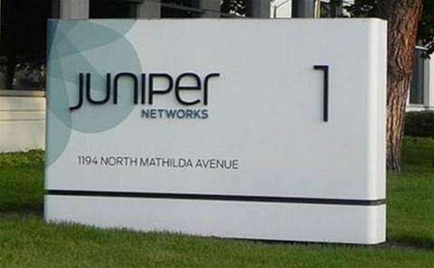 Juniper names Dicker Data as third Australian distributor