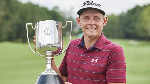 AUS PGA: Cameron Smith snatches the silverware