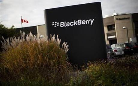 Blackberry makes partner push for crisis comms