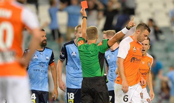 Papadopoulos slugged with seven-match ban