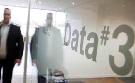 Data#3 shares hit 20-year high