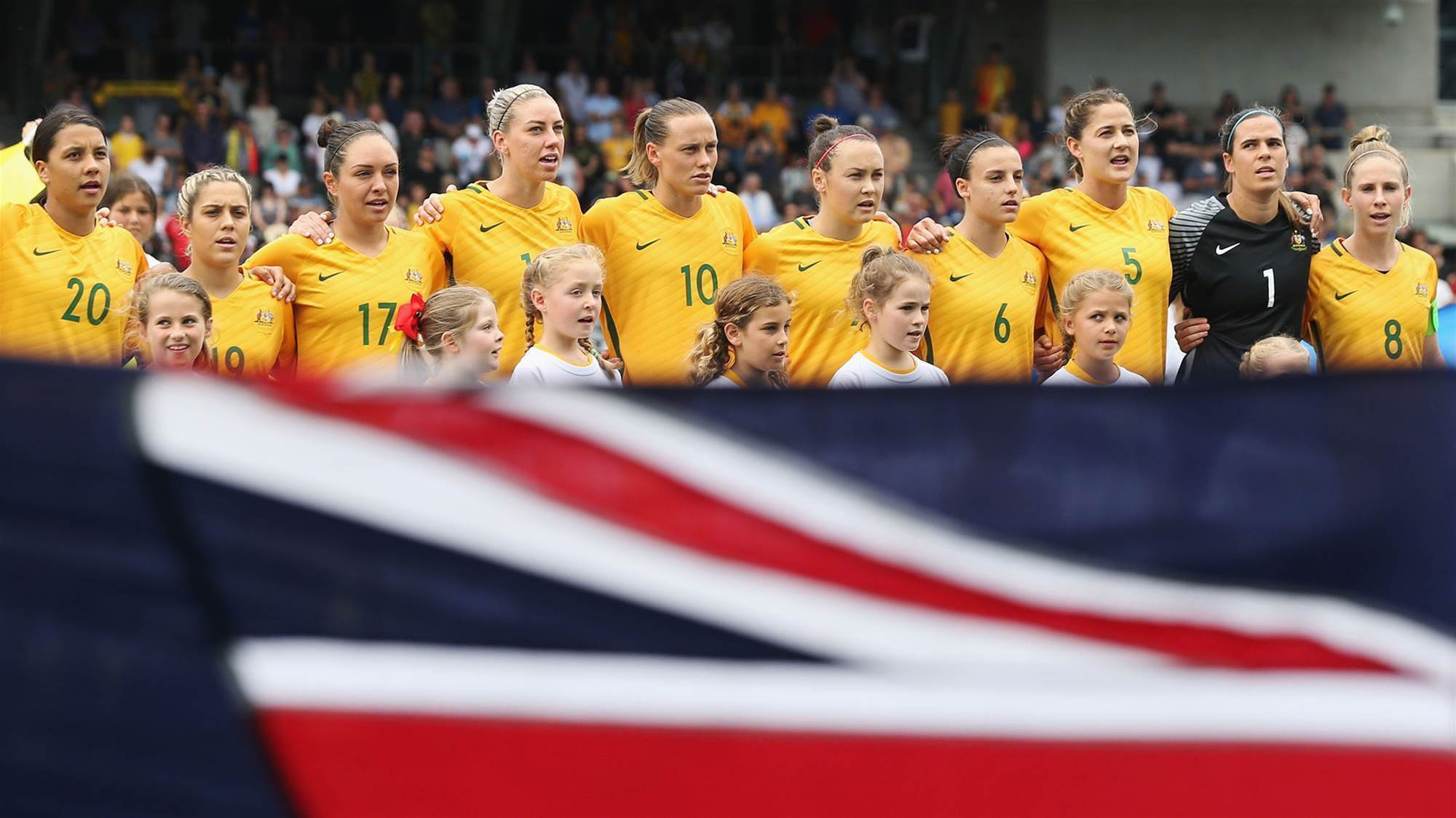 Matildas v Asia: Cup draw preview of all eight nations