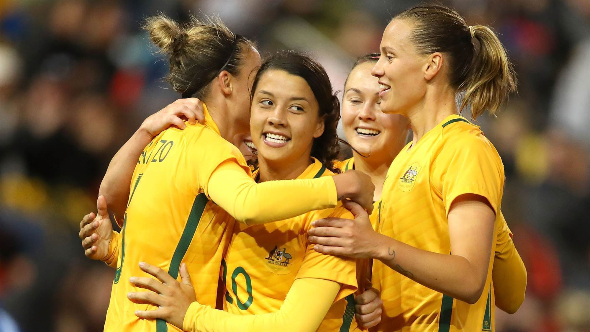 Matildas draw reigning Asian Cup champions Japan
