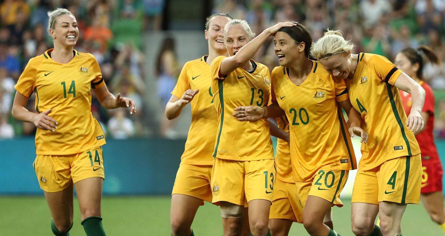 Matildas rocket to all-time high in world rankings