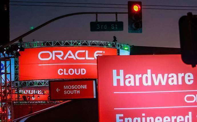Oracle cloud leads revenue growth charge