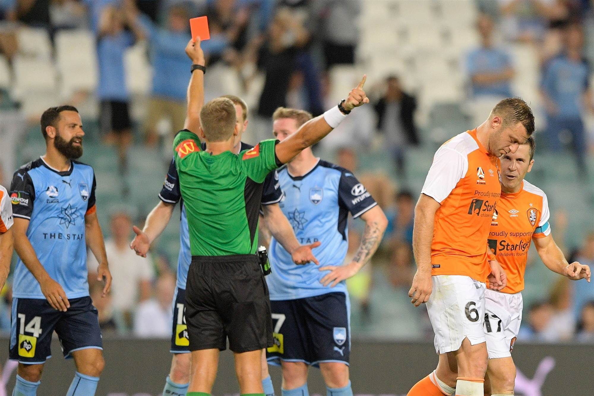 VAR uproar leads to rule changes by A-League