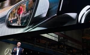 'Hey Mercedes': Daimler unveils hi-tech A-Class