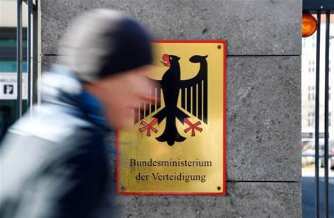 German government under sustained cyber attack