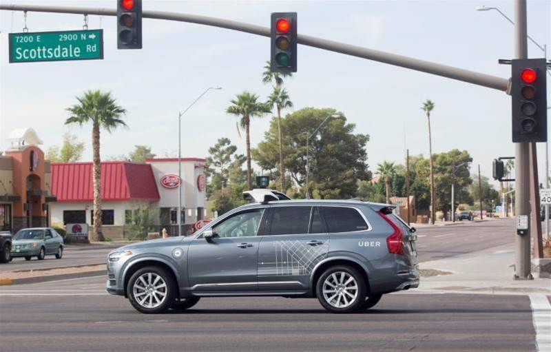 Woman dies in Arizona after being hit by autonomous Uber