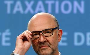 EU proposes online turnover tax for tech giants