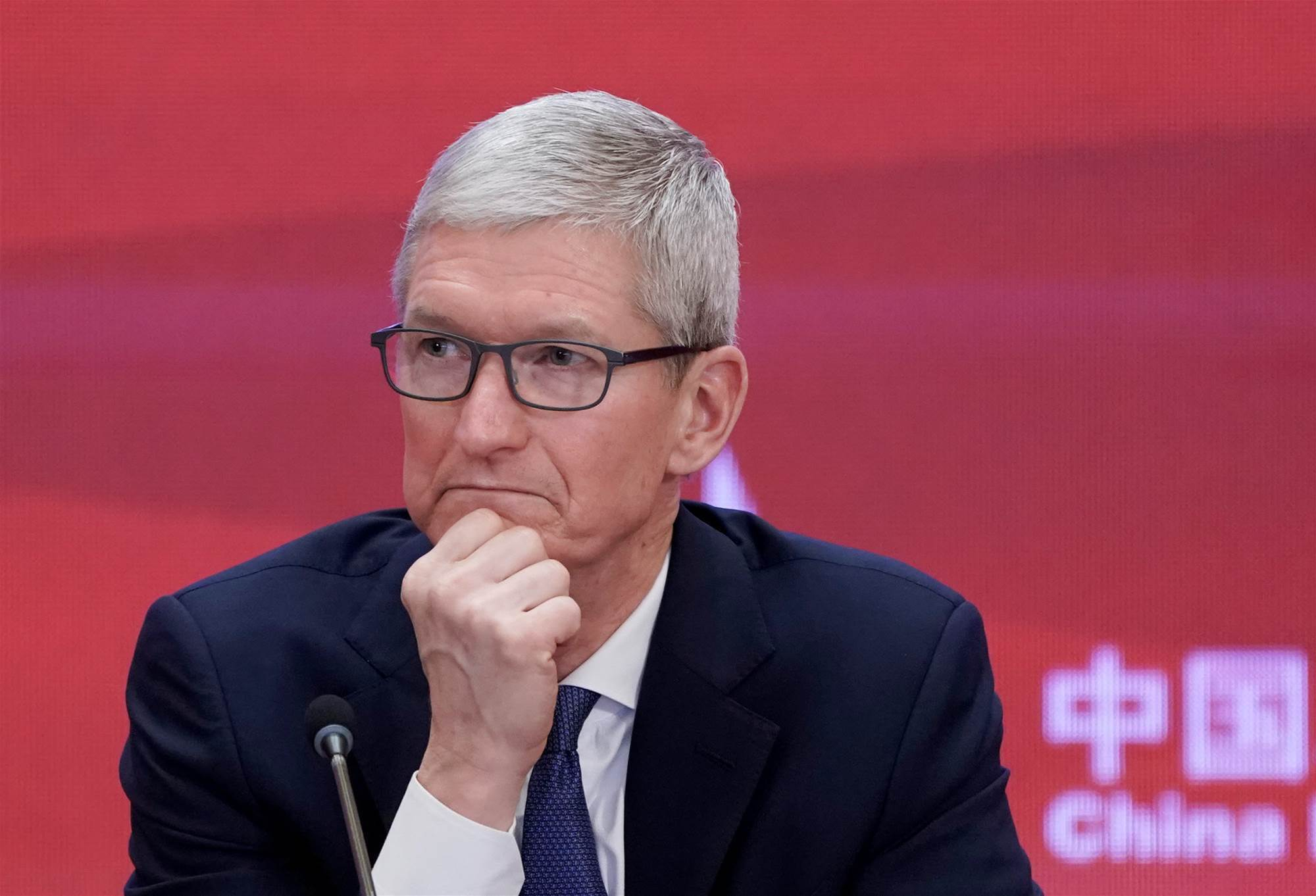 Apple, IBM chiefs call for more data oversight after Facebook leak