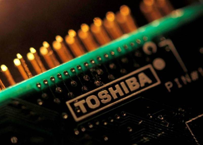 Toshiba chip unit reportedly worth as much as $40 billion