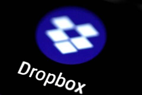 Dropbox tops estimates in first public results since IPO