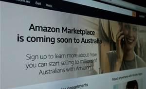 Amazon geoblocks Australia from US site