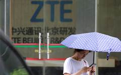 ZTE proposed a US$10.7b credit line