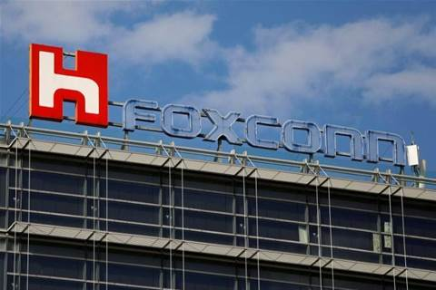 Foxconn calls Sino-US trade spat a 'tech war'
