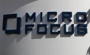 Micro Focus Intl sinks as costs of fixing HPE mount