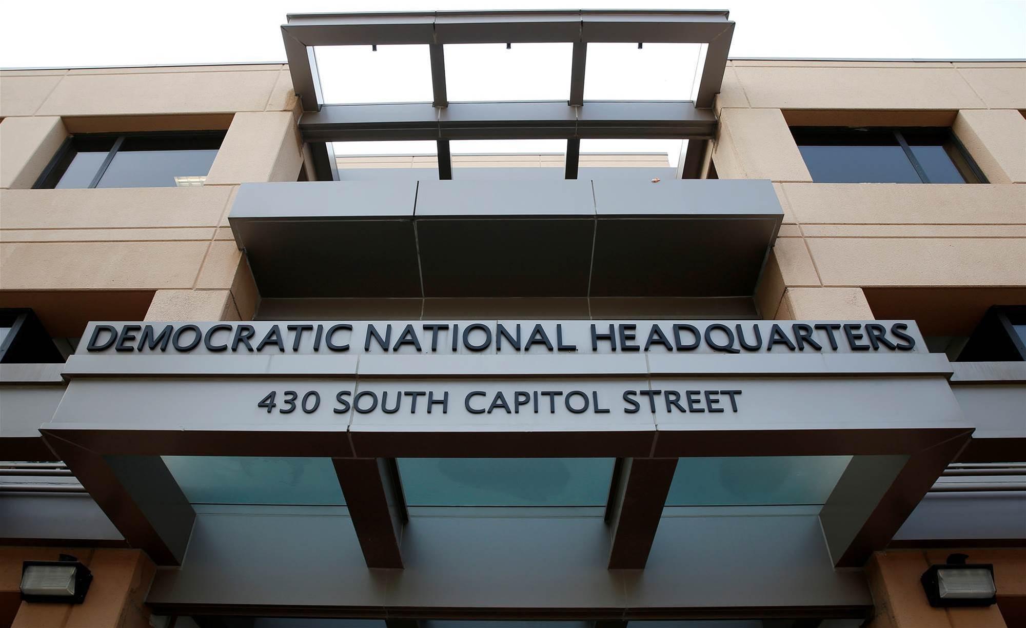 US Democrats say hack alert was false alarm