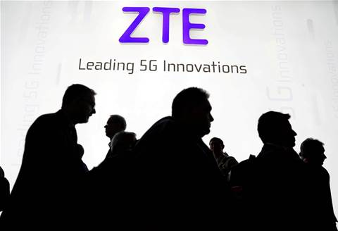 ZTE returns to profit after taking hit from US supplier ban