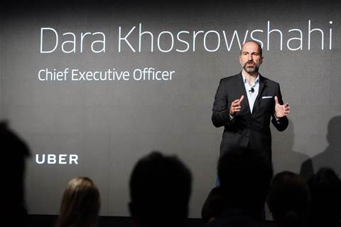 Uber 'on track' for IPO in 2019 -CEO