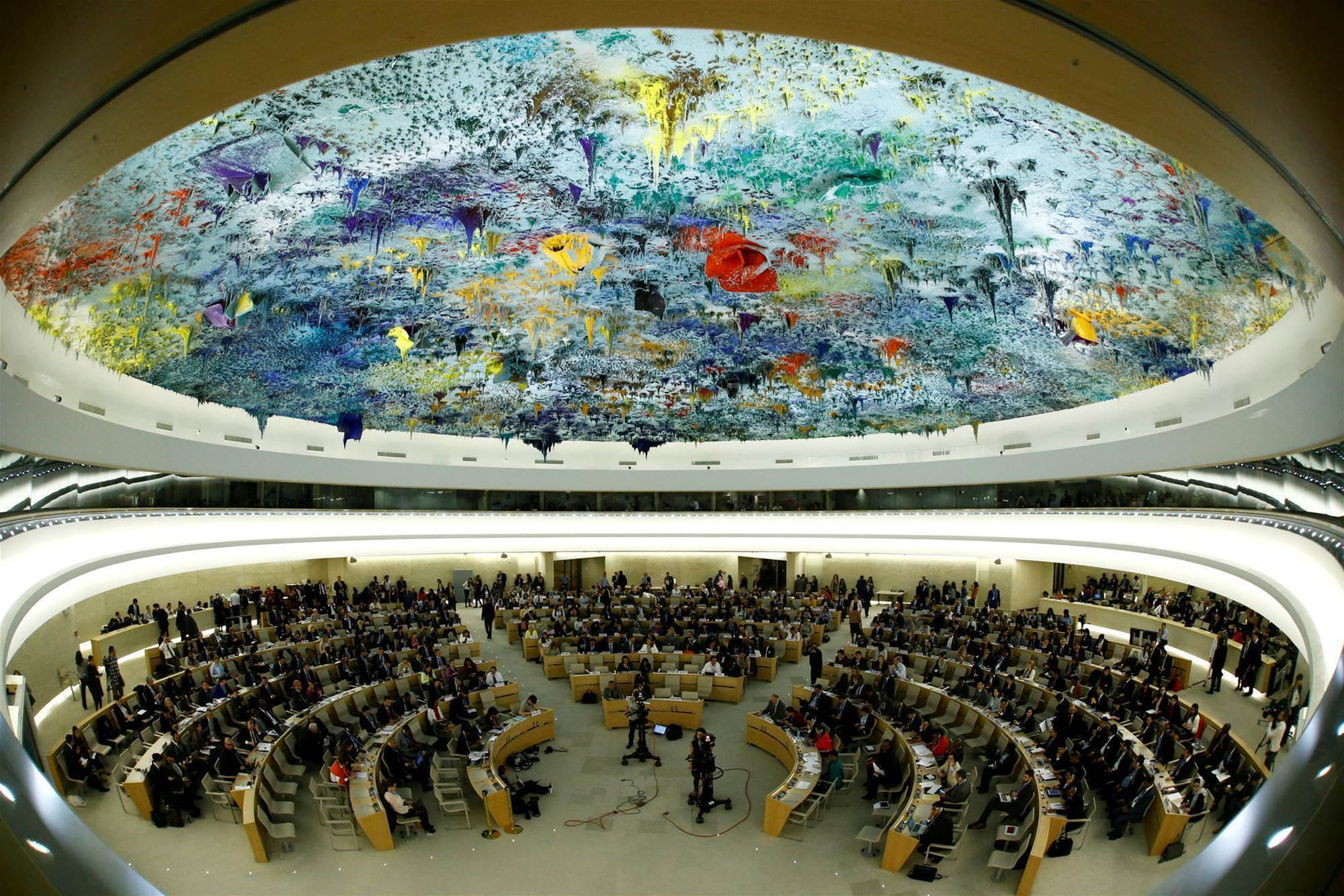 States flouting right to encrypted messaging - UN expert