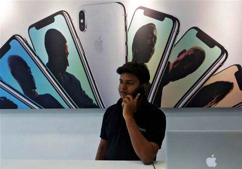 Apple losing its grip on India