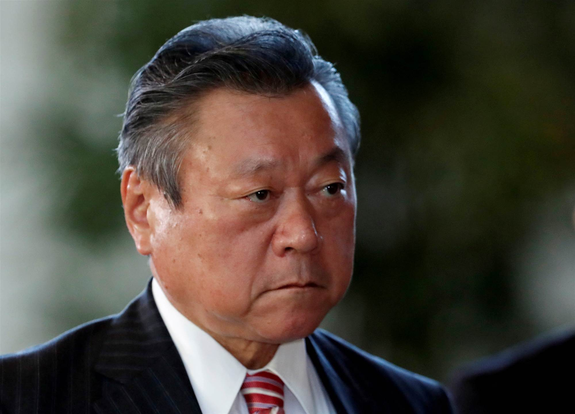 """Japan cybersecurity and Olympics minister - """"I've never used a computer"""""""