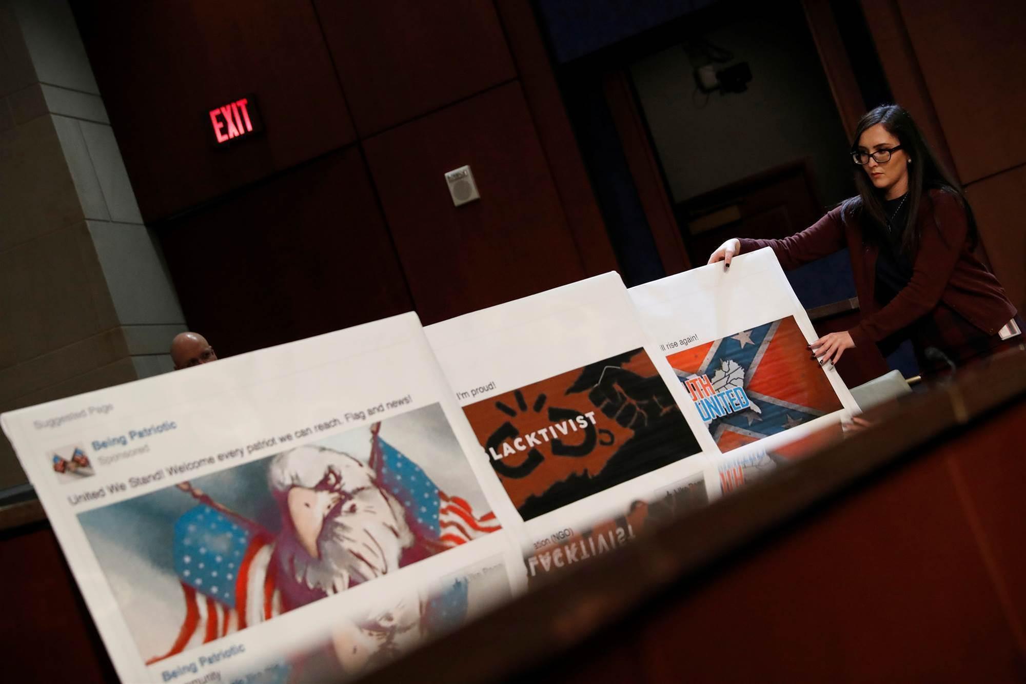 Russia social media meddling more widespread - reports
