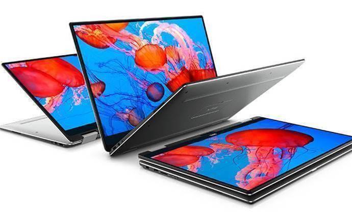 Dell unveils five new PCs