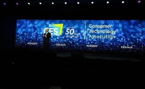 Power outage hits CES, the world's biggest technology show