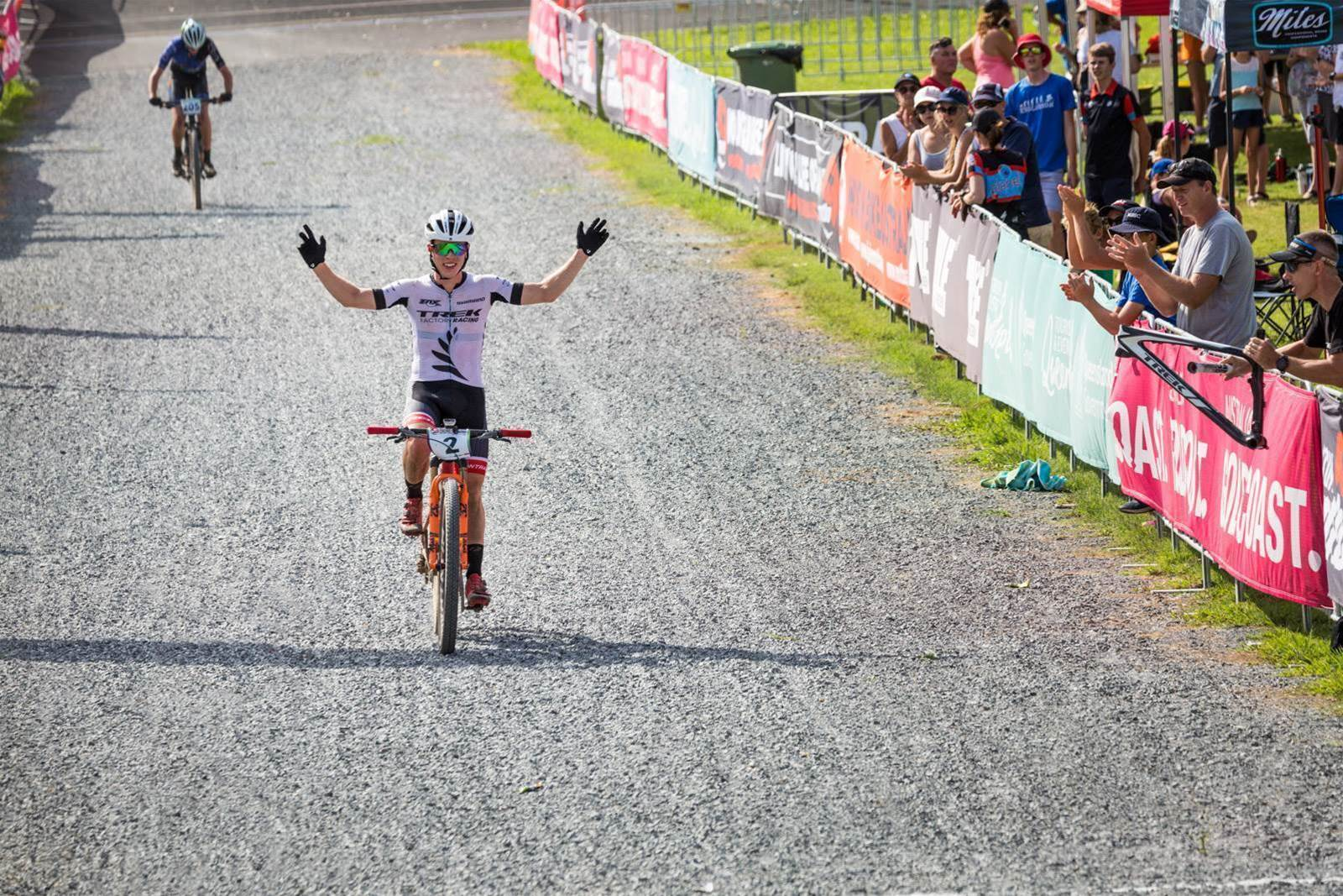 Kiwis conquer National Cross-Country races