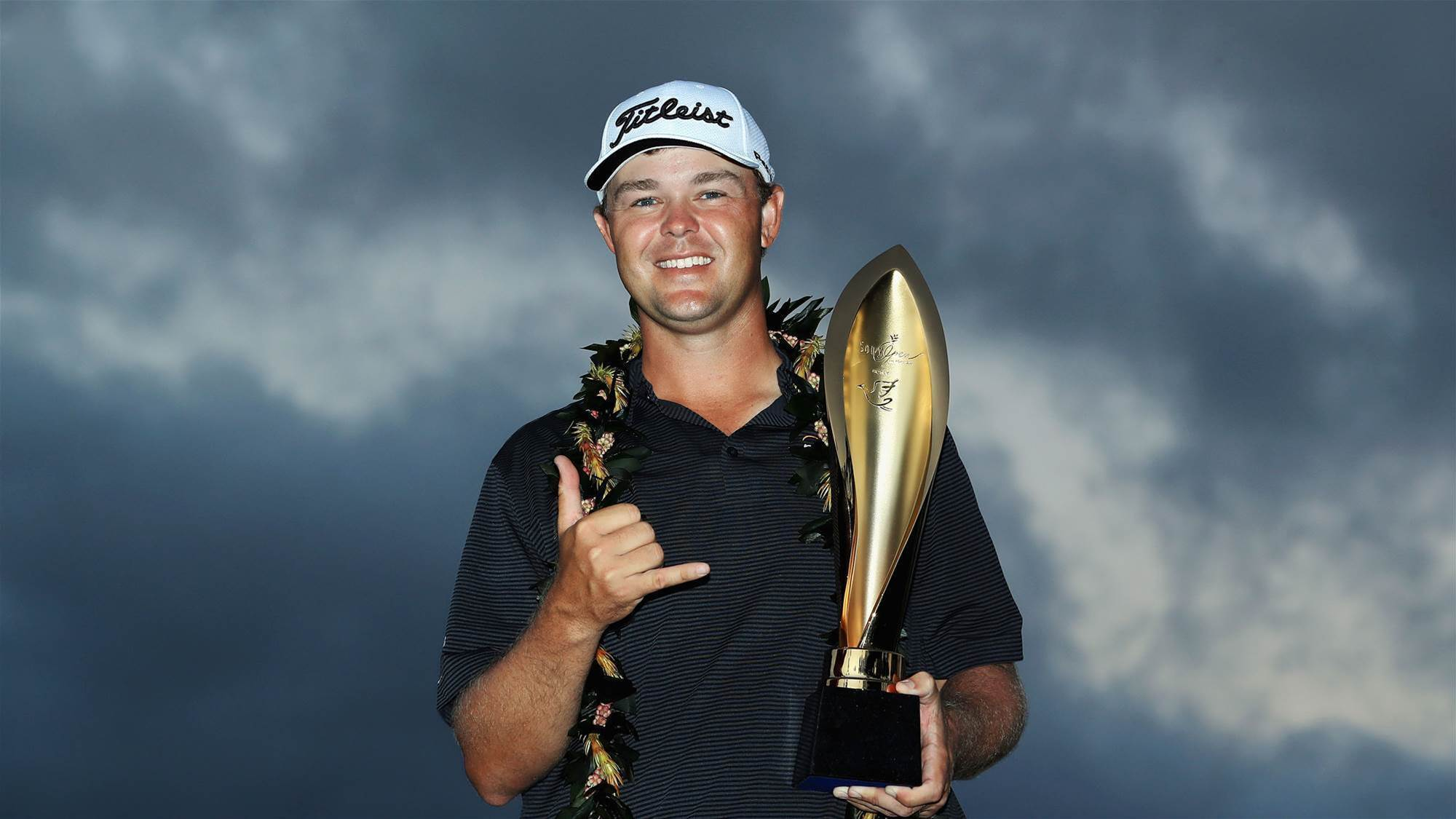 Kizzire wins Sony Open after long playoff