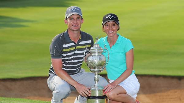 Paisley claims maiden European Tour win
