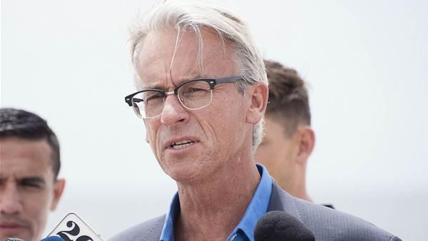 FFA settle on Socceroos coaching shortlist