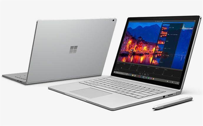 Microsoft's 15-inch Surface Book 2 to retail up to $5000 in Australia