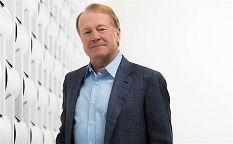 Former Cisco chief John Chambers reveals latest business venture