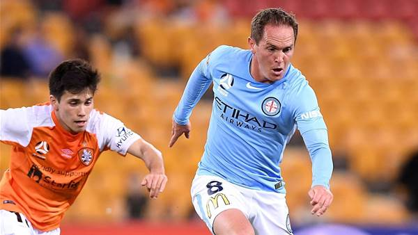 Kilkenny exits Melbourne City for Perth Glory
