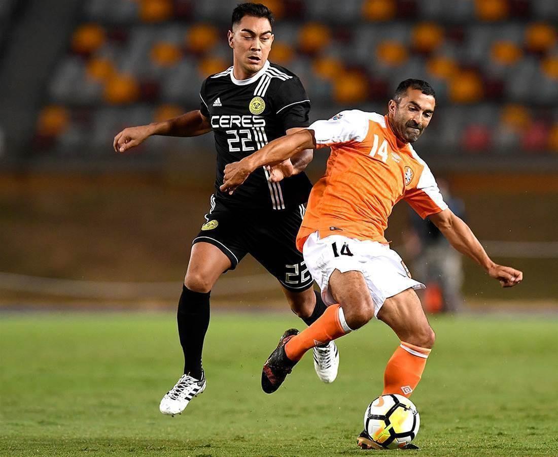 Brisbane Roar's embarrassing kit calamity