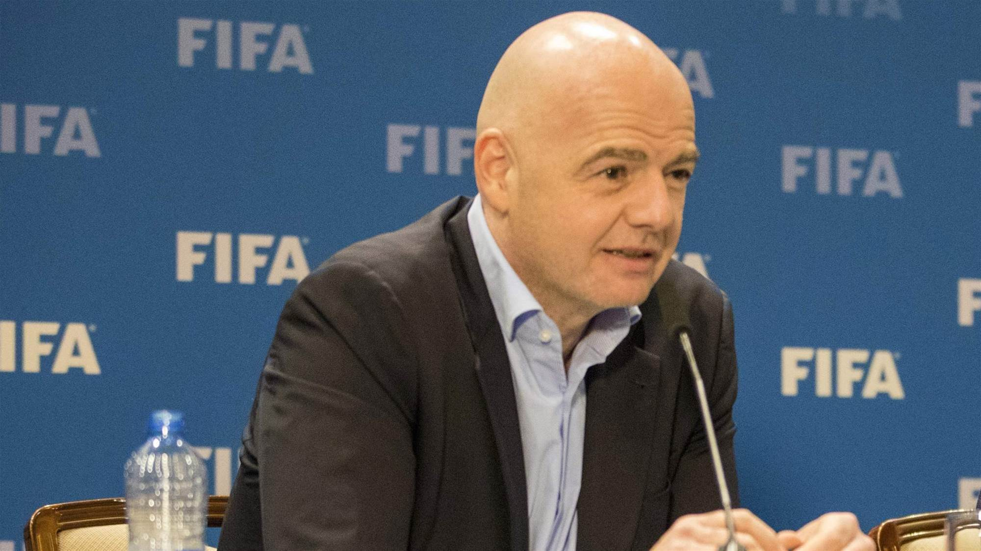 Does FIFA want Australia to have a second tier?