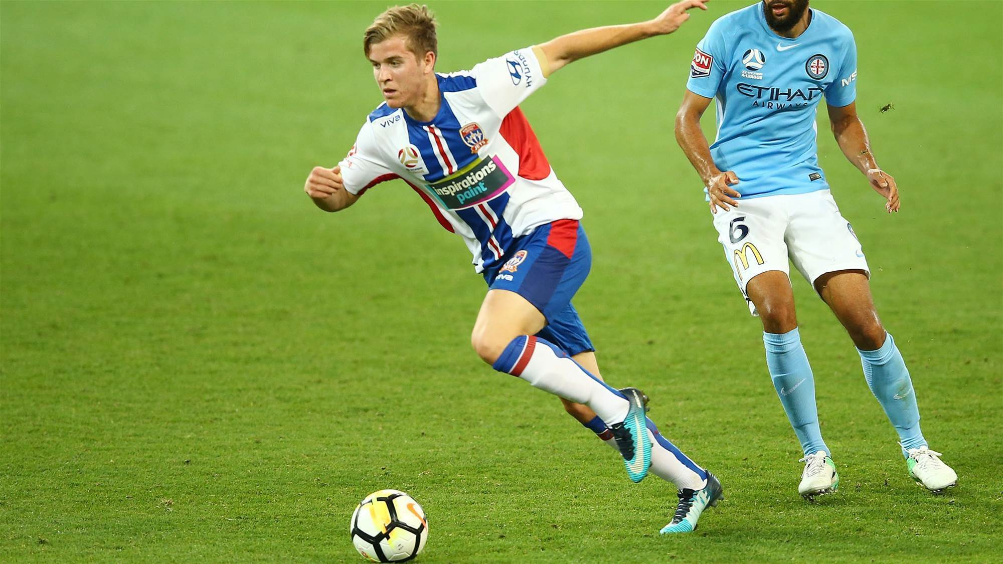 McGree: I came back to prove something