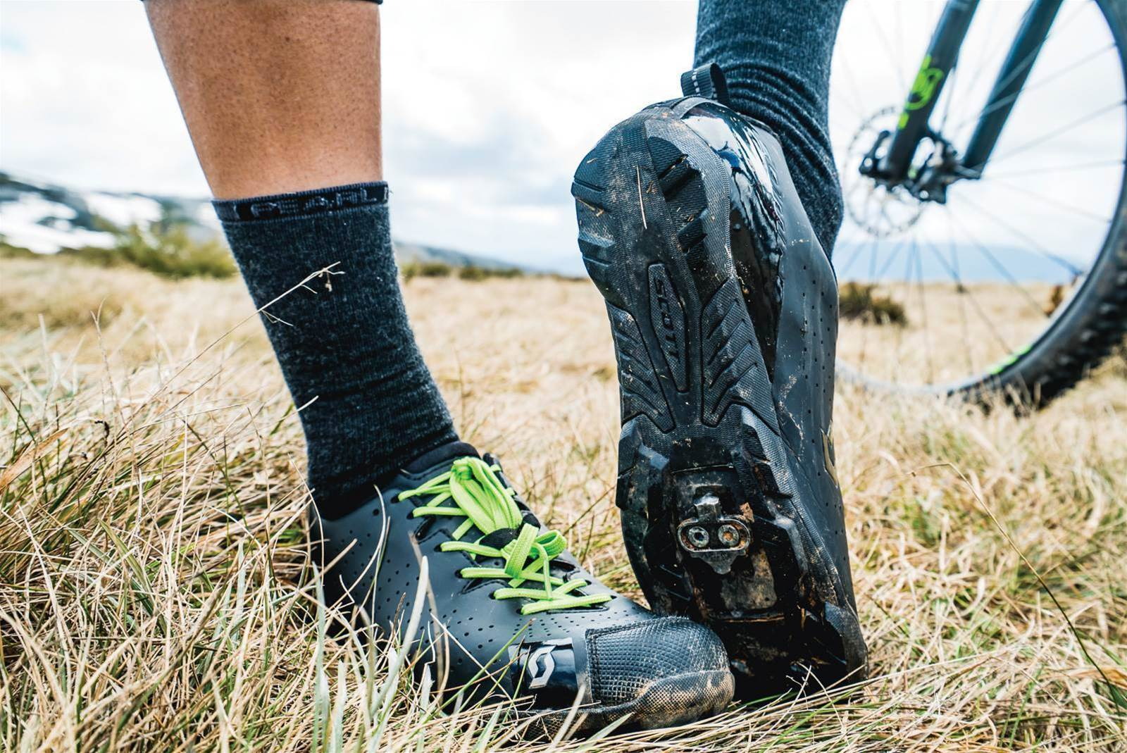 TESTED: Scott MTB Comp lace shoes