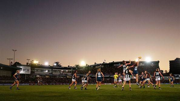 AFLW practice matches wrap