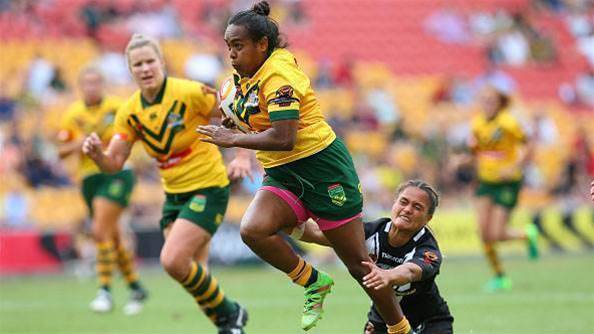 O'Mealey improving her game