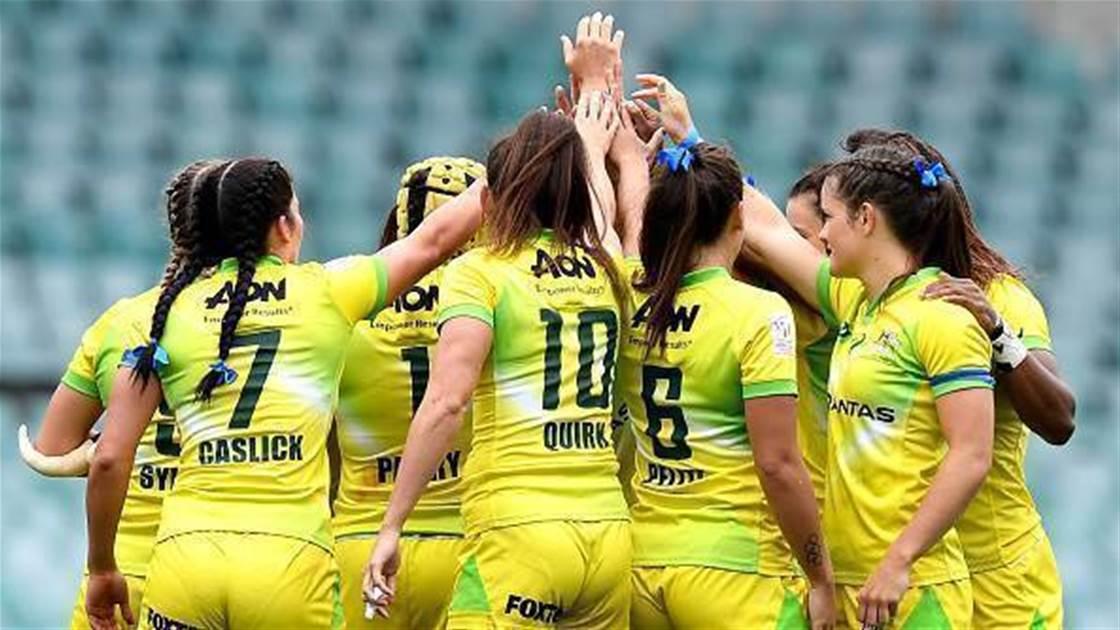 Australia heading to Sydney Cup final