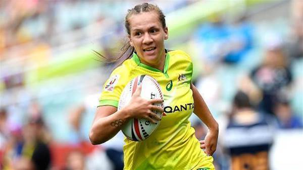 Australia through to Sydney 7s semi-final