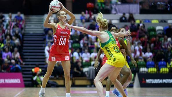 Diamonds get past England