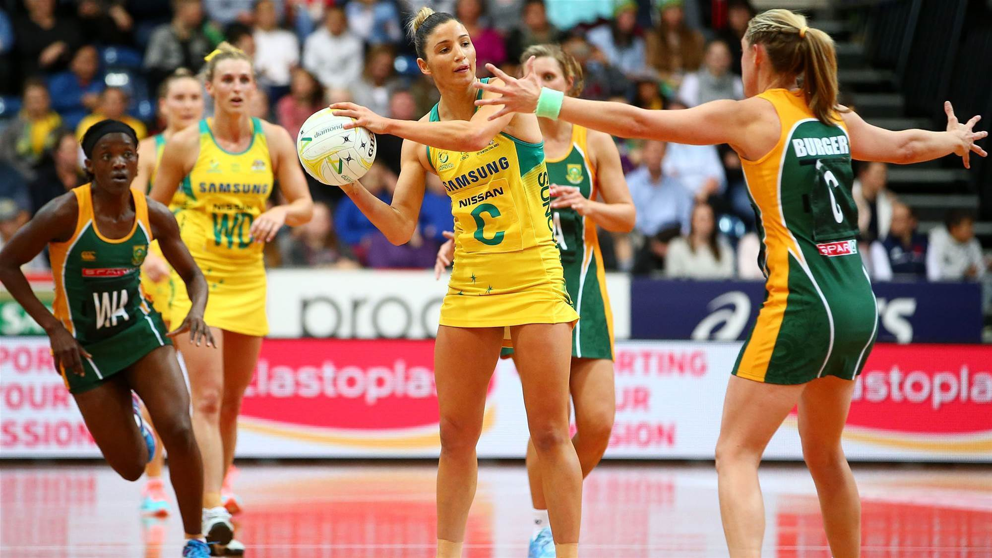 Dimonds get up over South Africa