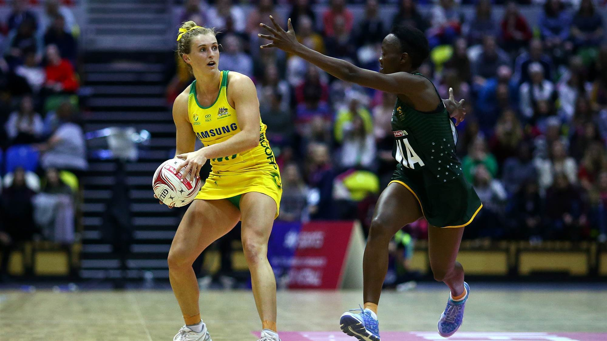 Diamonds face South Africa in Quad Series opener