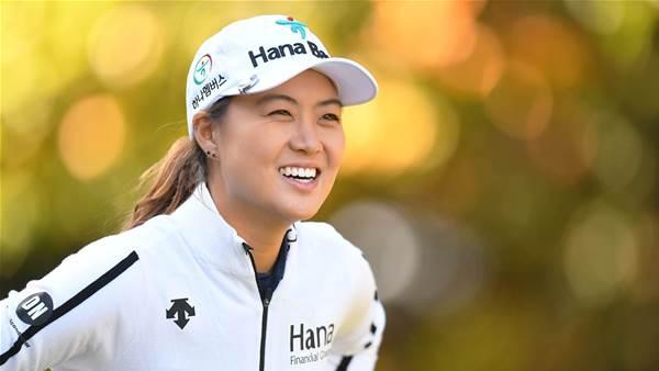 Huge five weeks in Australian women's golf